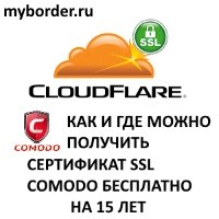 Сертификат SSL бесплатно